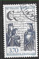 FRANCE 2500 Traité D'Andelot Gontran , Chilpéric II Et Brunehaut. - France