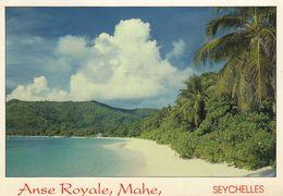 Cp , SEYCHELLES , MAHE , Anse Royale - Seychelles