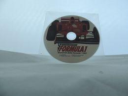 G4 FORMULA 1 SOUND CD DELLA FORMULA1 1997 PARTENZA PASSAGGIO POLE BANCO - Altre Collezioni