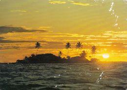 Cp , POLYNESIE , Petit Atoll Aux Tuamotou - French Polynesia