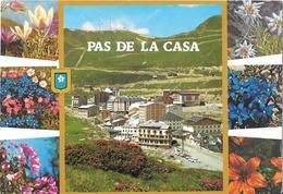 ANDORRE - VALLS D'ANDORRA - Pas De La Casa - Andorre
