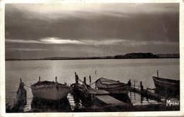 Berre L'etang Coucher De Soleil Sur L'étang 1941 CPM Ou CPSM - France
