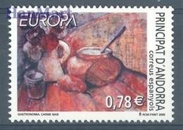 Spanish Andorra 2005 Mi 324 MNH ( ZE1 ANS324 ) - Europa-CEPT