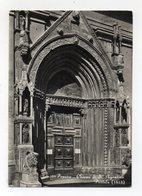 Pesaro - Chiesa Di S. Agostino - Portale - Viaggiata Nel 1955 - (FDC15176) - Pesaro