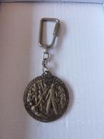 Porte Clés  Légion étrangére   Camerone 1863  Honneur Et Fidélité (drago) Dans Son Jus - Militaria