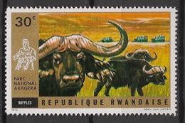Rwanda - 1972 - N°Yv. 452 - Buffle / Buffalo - Neuf Luxe ** / MNH / Postfrisch - Rwanda