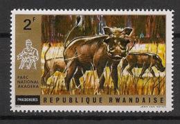 Rwanda - 1972 - N°Yv. 455 - Phacochère - Neuf Luxe ** / MNH / Postfrisch - Rwanda