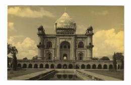 Old Picture Of Safdarjung's Tomb In Delhi, India, Lot # IND 592 - India