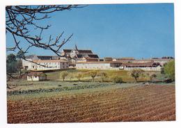 86 La Puye Vers Chauvigny Saint St Pierre De Maille Vue Générale En 1982 - Chauvigny