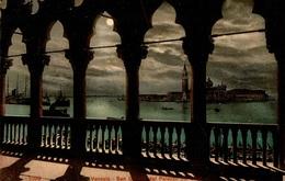 CPA Venezia San Giorgio Dal Palazzo Dei Dogi - Venezia (Venice)