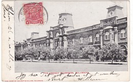 # 9728 Southern Rhodesia, Zimbabwe, Bulawayo Postcard Mailed 1908 TCV: The Agency Chambers - Zimbabwe