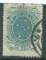 Bresil 1890 Croix Du Sud Yvert - Gebruikt