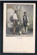 MEXICO Aguadores Ca 1905 OLD POSTCARD - Mexique