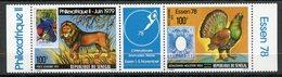 Senegal, Yvert PA163A, Scott C146&147, MNH - Sénégal (1960-...)