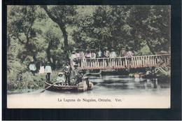 MEXICO Orizaba, La Laguna De Nogales  Ca 1905 OLD POSTCARD - Mexique