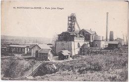 71. MONTCEAU-LES-MINES. Puits Jules Chagot. 44 - Montceau Les Mines