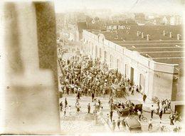 2 Clichées Du Départ Du Tour De France à Pantin: 1933: Paris-Lille. - Cycling