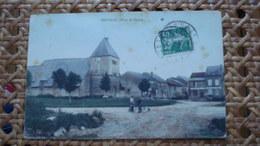 SAUVILLE - PLACE DE L EGLISE - France