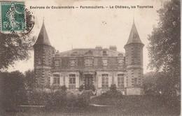 77 - FAREMOUTIERS - Le Château, Les Tourelles - Faremoutiers