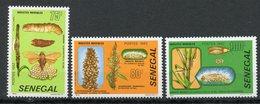 Senegal, Yvert 570/572, Scott 560/562, MNH - Sénégal (1960-...)