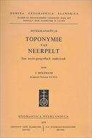 Toponymie Van Neerpelt - Geography
