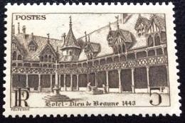 N° 499  NEUF ** SANS CHARNIÈRE ( LOT:283 ) - France