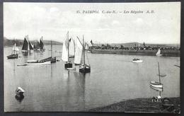 CPA 22 PAIMPOL - Les Régates - Bruel 15 - Réf. B 191 - Paimpol