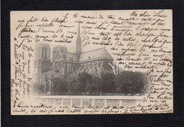 75 Paris / Notre Dame De Paris ( Vue Générale ) - Notre Dame De Paris