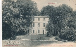 CPA - France - (09) Ariège - Pamiers - La Nouvelle Mairie Et Le Parc - Pamiers