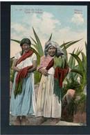 MEXICO 187 Types Of Indians, Tipos De Indios Ca 1905 OLD POSTCARD - Mexique
