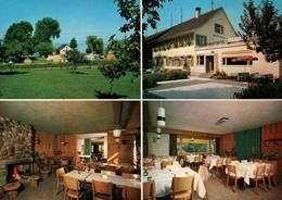 """CPM - EGNACH - Vue Du Site ... Gasthaus """"Seelust"""" Wiedehorn - TG Thurgovie"""