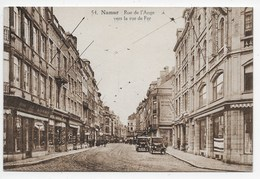 Namur - Rue De L'Ange Vers La Rue De Fer - Namur