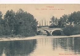 CPA - France - (09) Ariège - Pamiers - Le Pont Et Les Usines - Pamiers