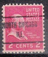 USA Precancel Vorausentwertung Preo, Locals Illinois, North Chicago 723 - Vereinigte Staaten