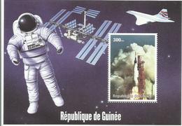 GUINEA H/B   TEMA ESPACIAL    MNH  ** - República De Guinea (1958-...)