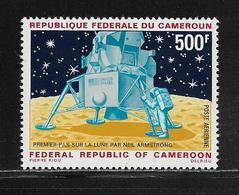 CAMEROUN  ( AFCA - 17 )  1969  N° YVERT ET TELLIER  POSTE AERIENNE N° 147  N** - Cameroun (1960-...)
