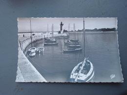 Cpsm LA FLOTTE-en-RE Le Port - Parthenay