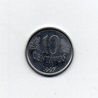 Brasile - 1997 - 10 Centavos - Vedi Foto - (MW2233) - Brasile