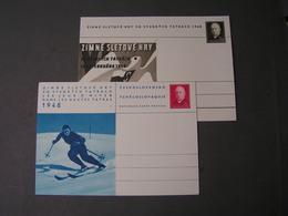 CSR 2  Alte Bildkarten - Ganzsachen