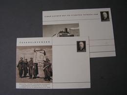 CSR 2  Alte Bildkarten  1948 - Ganzsachen