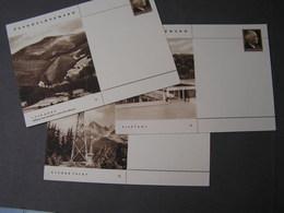 CSR 3  Alte Bildkarten - Ganzsachen