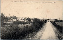 53 - SAINT AIGNAN Sur RÖE -- Panorama Pris De La Route De Rouaudière - Saint Aignan Sur Roe