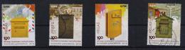GREECE STAMPS  2018/ANNIVERSARY OF 190 YEARS ELTA -9/10/18-USED-complete Set - Grecia