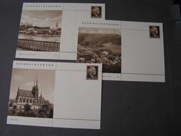 CSR 3  Alte Bildkarten - Postwaardestukken