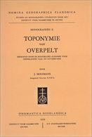 Toponymie Van Overpelt - Géographie