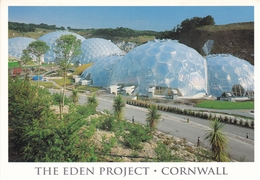 England Cornwall The Eden Project Postcard Unused Good Condition - England