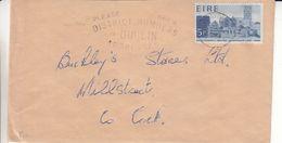 Irlande - Lettre De 1968 - Oblit Dublin - - 1949-... République D'Irlande