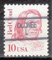 USA Precancel Vorausentwertung Preo, Locals Illinois, Oconee 904 - Etats-Unis