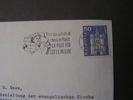 CH Cv. 1961 Gneve Postbote - Schweiz