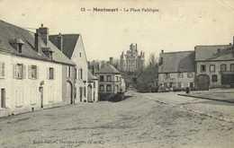 Montmort La Place Publique RV - France
